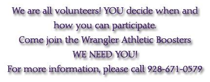 We are all volunteers! You decide when and how you can participate.